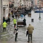 Venecia sufre 'devastación apocalíptica' por inundación