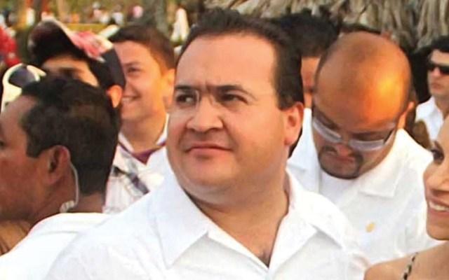 Javier Duarte obtiene amparo y podrá palear prisión de nueve años - Foto de Notimex