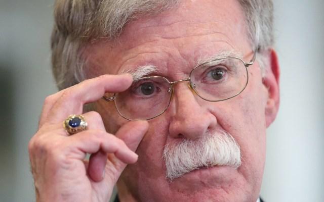 La sombra de Bolton crece en el juicio político contra Trump - john bolton