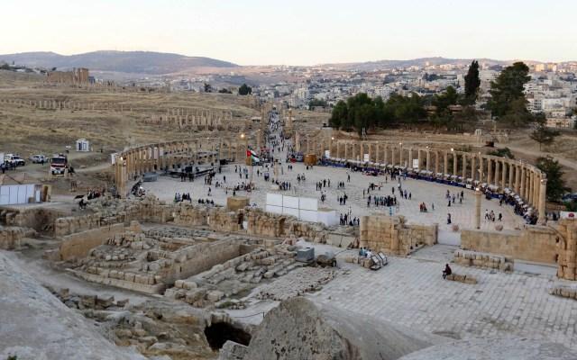 Ataque a mexicanos en Jordania no fue directo, asegura embajador - Jordania Jerash