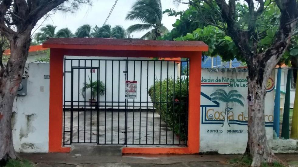 Padres denuncian abuso sexual de menores en kínder de Boca del Río - Kinder Jardín de Niños Boca del Río