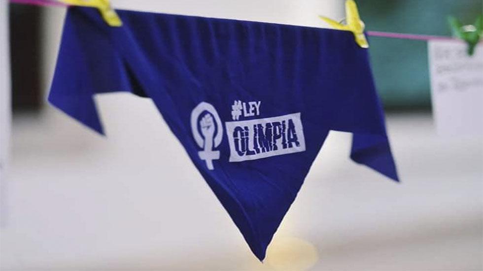 Publican Ley Olimpia en el Diario Oficial de la Federación - Banderín Ley Olimpia