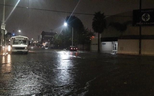 Suspenden clases en Los Cabos y La Paz por lluvias - Foto de @RadarNoticiasBc