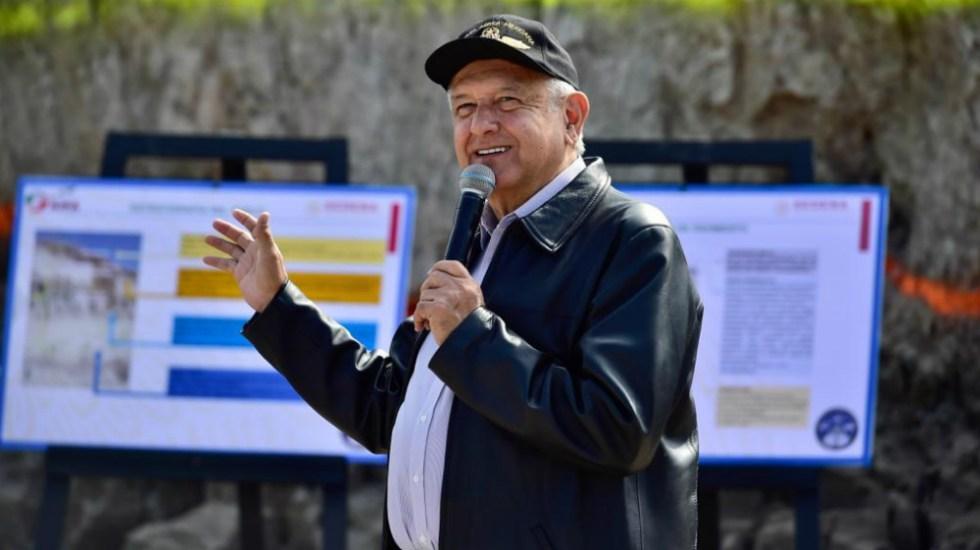 AMLO confirma compra de acciones del aeropuerto de Toluca - Foto de lopezobrador.org.mx