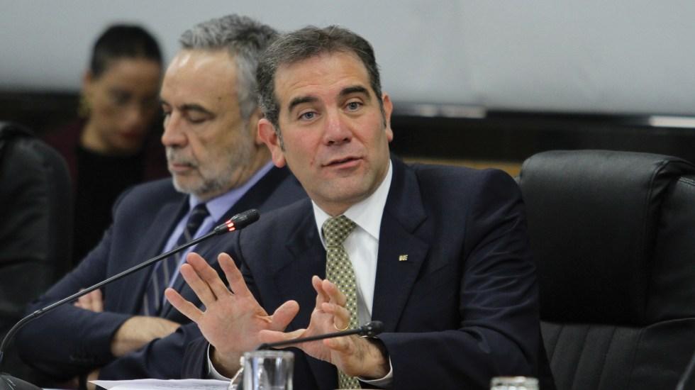 Lorenzo Córdova lamenta expresiones del embajador Alberto Barranco sobre el INE - Lorenzo Córdova Vianello. Foto de Archivo Notimex.