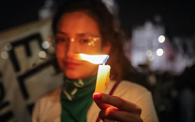 Desecha SCJN discusión de proyecto para despenalizar el aborto en Veracruz - Marcha feminista Ciudad de México 7