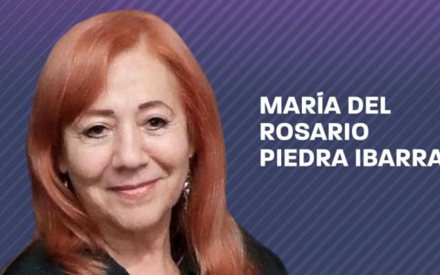 Senado elige a Rosario Piedra Ibarra como nueva titular de la CNDH - Foto de Senado