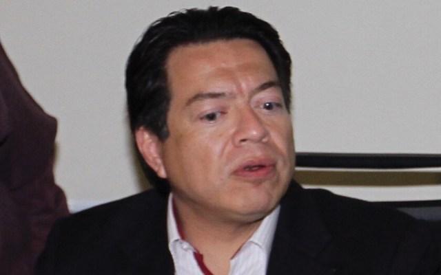 """""""Presupuesto dejó de ser botín político"""": Mario Delgado - Foto de Notimex"""