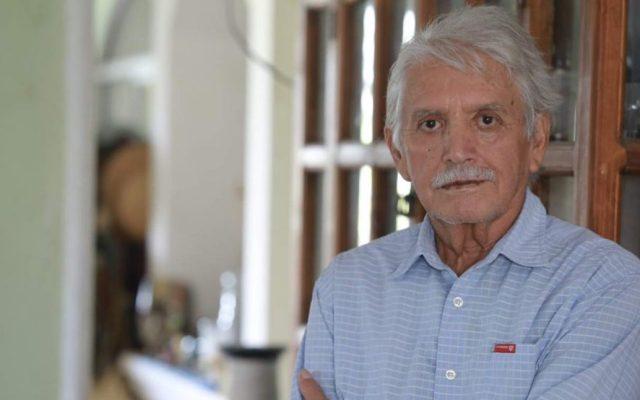 Murió el diputado federal Maximiliano Ruiz Arias, presidente de la Comisión de Pesca - Maximiliano Ruiz Arias. Foto de Facebook.