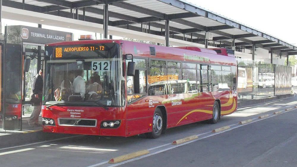 Cierran estación San Lázaro del Metrobús por manifestantes - metrobús san lázaro