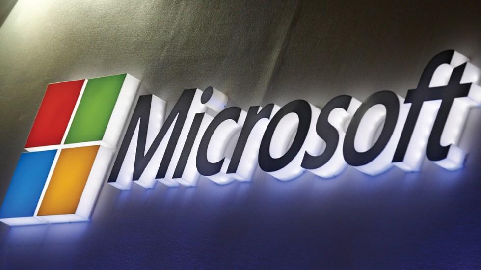 Hackers chinos acceden a correos de usuarios de Microsoft - Foto de EFE