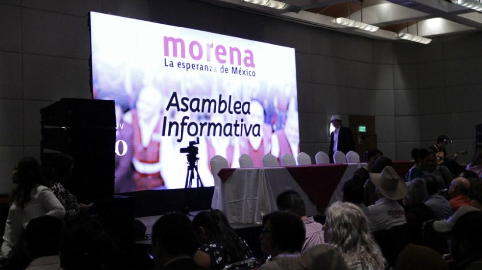 Acuerdan Congreso Nacional de Morena en enero; Polevnsky lo descalifica - Foto de Notimex