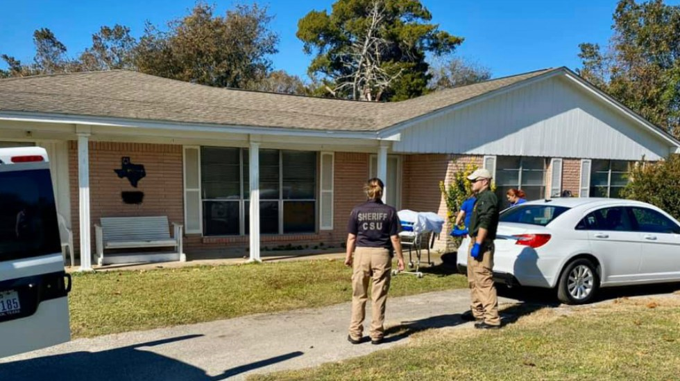 Mujer muere en EE.UU. tras ser atacada por cerdos salvajes - Foto de Chambers County Sheriff's Office