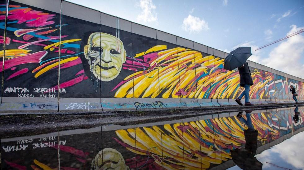 Abren al público túneles de escape bajo el Muro de Berlín - Muro de Berlín Alemania