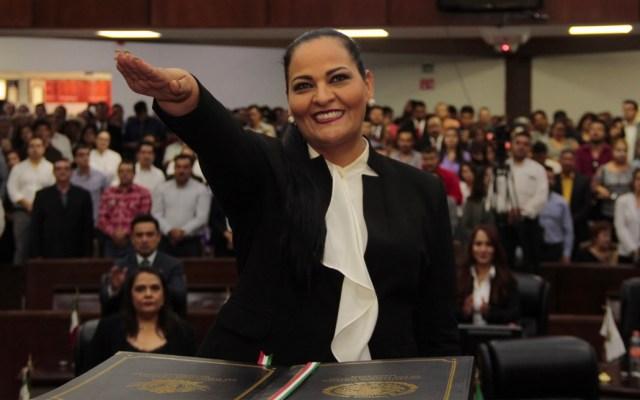 #Video Critican a diputada de Morena por decir mal el nombre de Martin Luther King - Diputada Nancy Vásquez