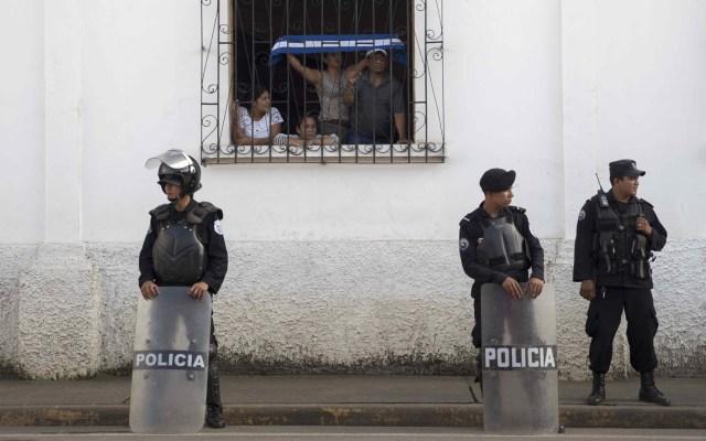 EE.UU. condena detención de opositores y represión policial en Nicaragua - Foto de EFE