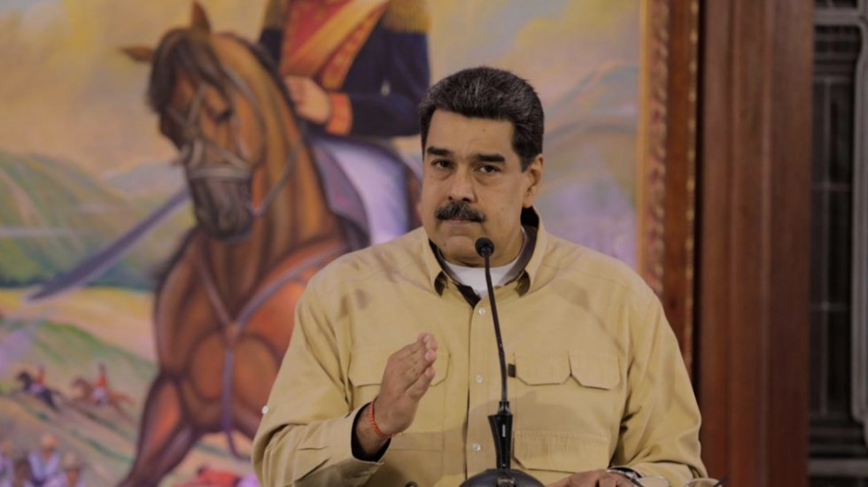 """""""Vamos al combate"""": responde Nicolás Maduro a Donald Trump - Foto de Nicolás Maduro"""