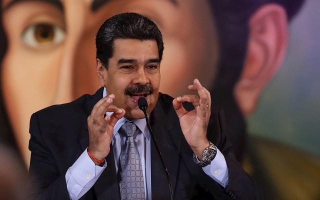 Nicolás Maduro se compara con el niño Jesús por repartir juguetes - En la imagen, el presidente de Venezuela, Nicolás Maduro. Foto de EFE/Rayner Peña
