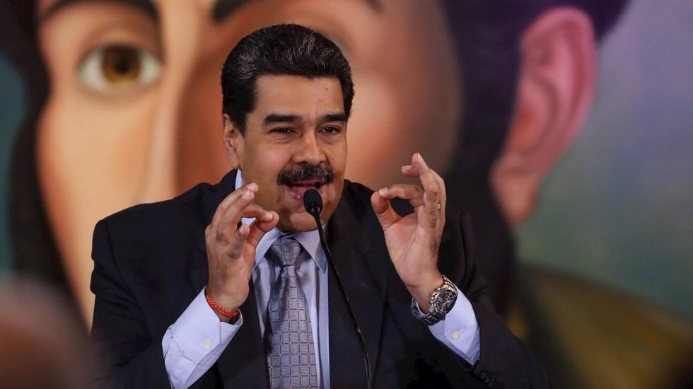 Campaña de Biden acusa a Trump de fortalecer a Maduro tras revelaciones - En la imagen, el presidente de Venezuela, Nicolás Maduro. Foto de EFE/Rayner Peña