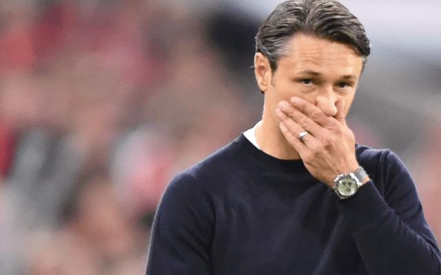Kovac deja de ser entrenador del Bayern - Foto de EFE