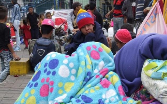 Alrededor de 400 mil niños venezolanos desplazados no asisten a la escuela - Niños en Venezuela. Foto de EFE