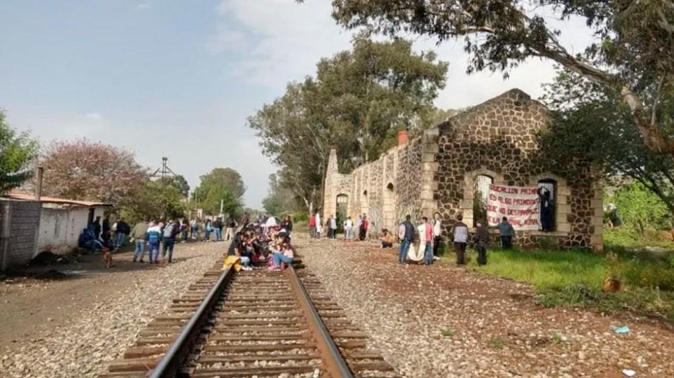 AMLO plantea diálogo con normalistas por bloqueos en Michoacán - AMLO plantea diálogo con normalistas por bloqueos en Michoacán