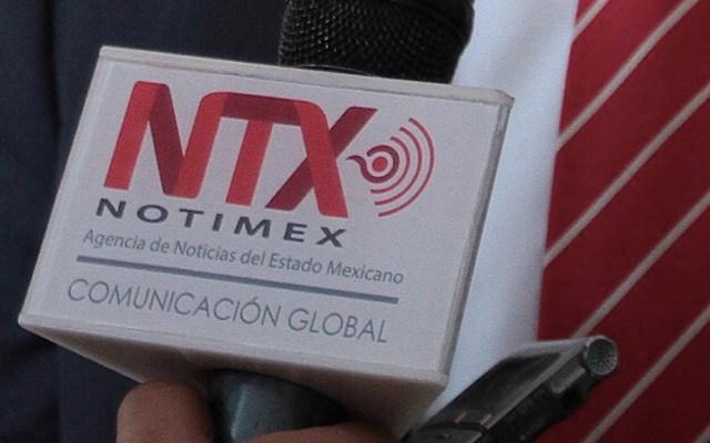 Trabajadores de Notimex votan a favor de estado de huelga - Foto de Notimex