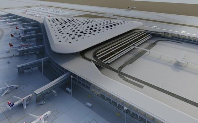 Lima tendrá en 2024 un aeropuerto de los más grandes y modernos de Sudamérica - Foto de nuevojorgechavez.com