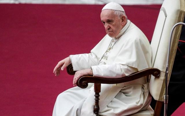 Papa Francisco viaja a Tailandia y Japón para clamar contra el desarme - Papa Francisco en el Vaticano. Foto de EFE