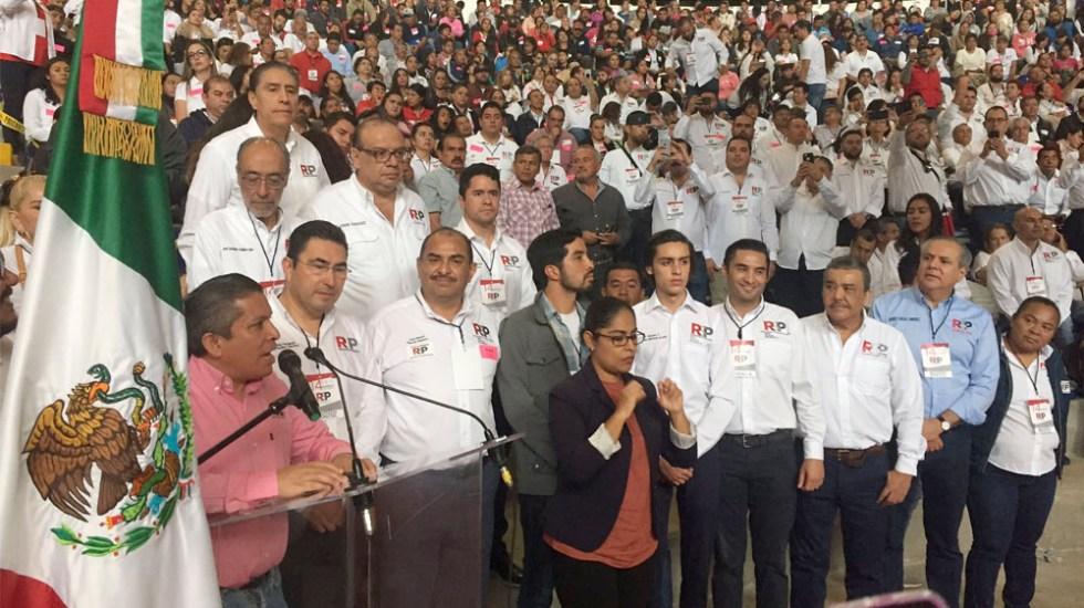 Avances de partidos políticos en formación en el país - partidos políticos en formación