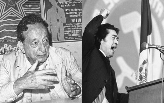 Declaran personas ilustres a Valentín Campa y Arnoldo Martínez Verdugo - Valentín Campa y Arnoldo Martínez Verdugo