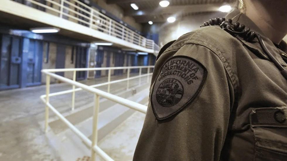 Guardia permite fiesta en cárcel de California para celebrar muerte de reo - Foto de internet