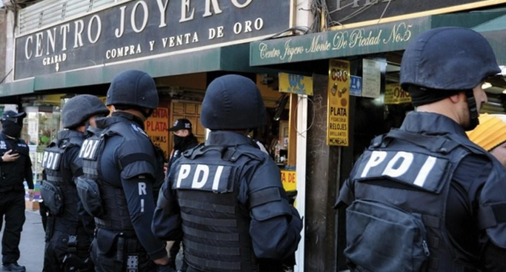 Policía de Investigación busca dejar atrás imagen de corrupción - Foto de Milenio