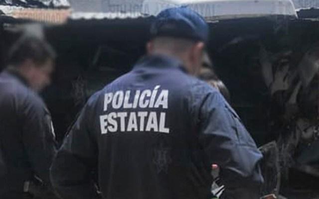 Aseguran automóvil presuntamente vinculado a secuestro en Chalco - Policía de la Secretaría de Seguridad del Estado de México. Foto de @SS.Edomex