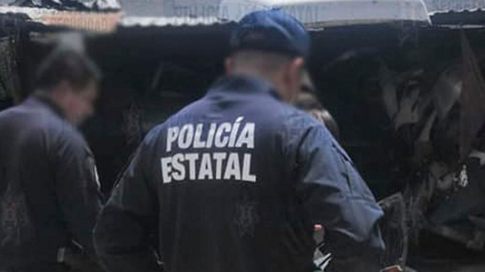 Gobierno de Edomex mantiene comunicación con fuerzas políticas estatales - Policía de la Secretaría de Seguridad del Estado de México. Foto de @SS.Edomex