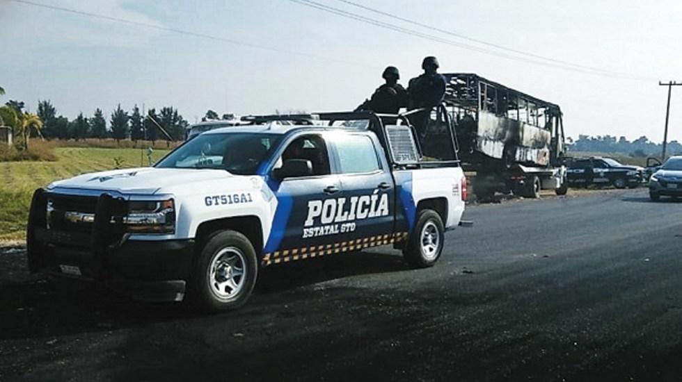 Aseguran armas, vehículos y drogas en operativo de Fiscalía y Ejército en Guanajuato - Foto de Platino News
