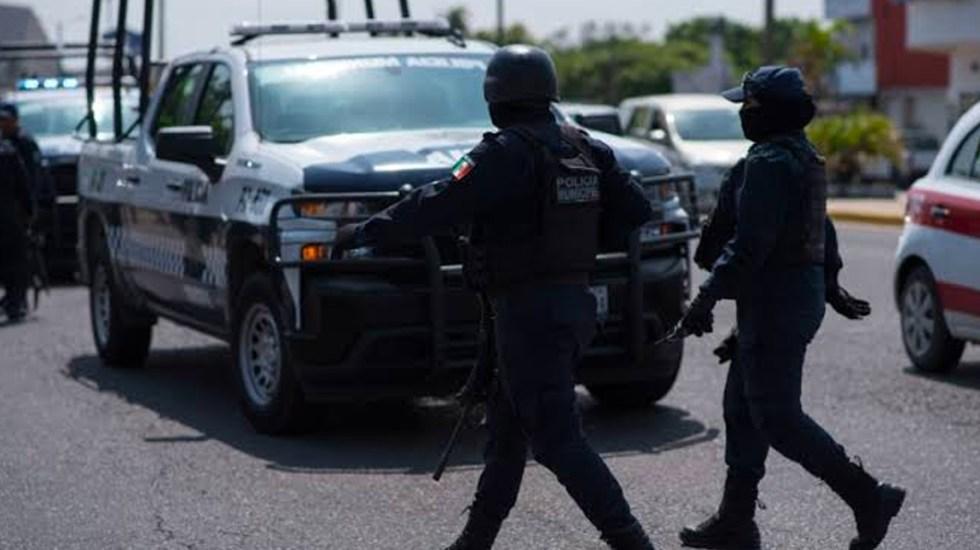 Prisión preventiva a los dos policías acusados de siete desapariciones en Veracruz - Dan prisión preventiva a dos policías municipales de Veracruz