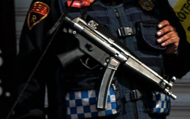 Policías abaten a presunto asaltante en Iztapalapa - Policías SSC Ciudad de México Seguridad