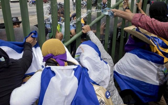 Oposición en Nicaragua asegura que aumenta la presión sobre Ortega - Protestas Nicaragua manifestación