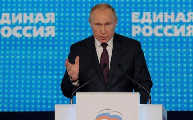 Putin llama a partido del Kremlin a renovarse tras revés en elecciones - Putin llama a partido del Kremlin a renovarse tras revés en elecciones
