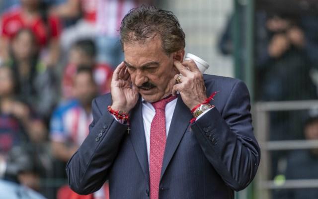 Toluca cesa a Ricardo La Volpe - Foto de Mexsport