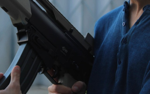 En México se denunciaron 165 mil 749 delitos durante enero - Rifle de asalto violencia crimen organizado