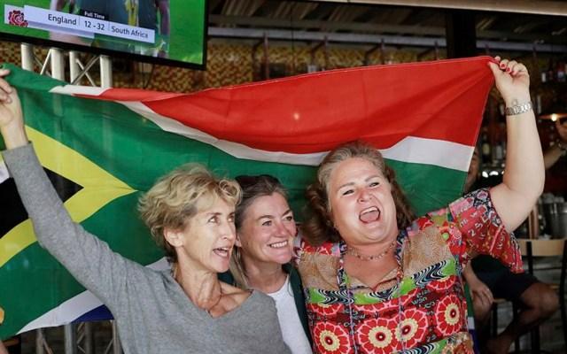 Victoria en Copa Mundial de Rugby une a Sudáfrica - rugby Sudáfrica