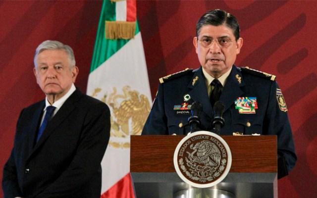 El general Luis Cresencio Sandoval asegura que coronel no estuvo en el operativo en Culiacán - lgeneralLuis Cresencio Sandoval