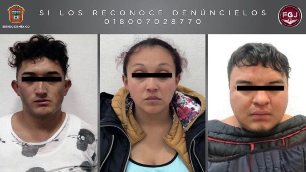 #Video Liberan a dos jóvenes secuestrados en Chalco; detienen a tres - Cae banda de secuestradores en Chalco