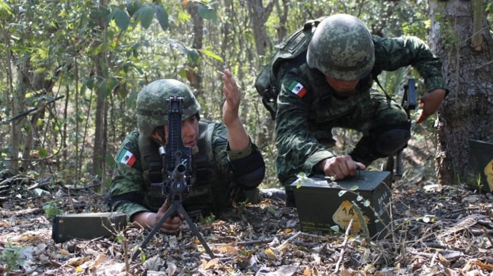 Militares abaten a dos presuntos criminales en Tamaulipas - Sedena Ejército México