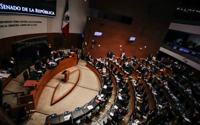 En entredicho prestigio y capacidad del Senado tras elección de titular de CNDH: Ramírez Marín - Foto de Notimex