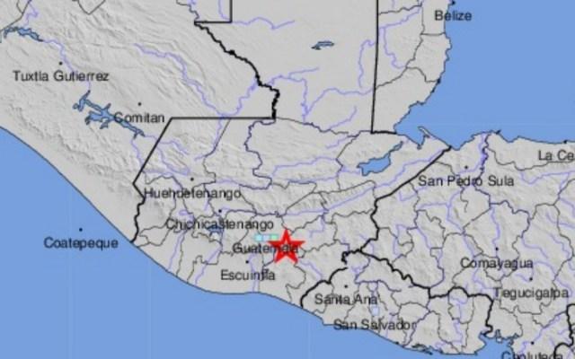 Sismo de magnitud 5.6 sacude Guatemala - sismo de 5.6 sacude el sur de Guatemala