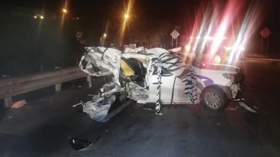 Choque deja seis muertos en Sonora - Foto de El Imparcial