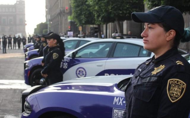 Policía de la Ciudad de México tendrá unidad de género - SSC Unidad de Género Ciudad de México